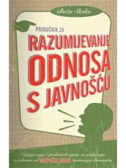 Prvi hrvatski priručnik o odnosima s javnošću