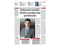 Balkanski mediji i školstvo podgrevaju predrasude