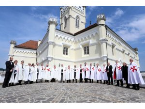 Europski templari u Zagrebu i Trakošćanu