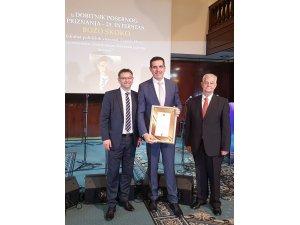 Skoko nagrađen Zlatnim Interstasom 2018.
